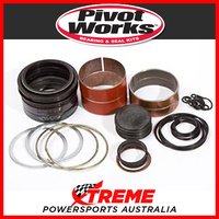 Fork Bushing, Oil/Dust Seals Kit KTM 200 XC 2006-2007, Pivot Works PWFFK-T05-531