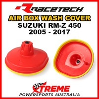 Rtech For Suzuki RMZ450 RM-Z450 2005-2017 Air Box Intake Wash Cover R-CPYZF9603BL