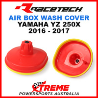 Rtech Yamaha YZ250F YZF250 2001-2013 Air Box Intake Wash Cover R-CPYZF9603BL