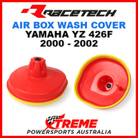 Rtech Yamaha YZ426F YZF426 2000-2002 Air Box Intake Wash Cover R-CPYZF9603BL