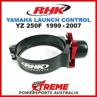 RHK MX RED BLACK FORK LAUNCH CONTROL YAMAHA YZ250F YZ 250F YZF250 1999-2007 MOTO