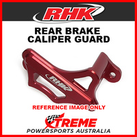 RHK Red Honda CRF450X CRF 450 X 2005-2016 Rear Brake Caliper Guard RCG-101-R