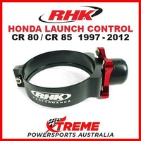 RHK MX RED BLACK FORK LAUNCH CONTROL HONDA CR80 CR85 CR 80 85 1997-2012 DIRTBIKE