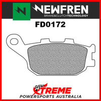 Newfren Yamaha MT-07 HO 2015-2016 Organic Touring Rear Brake Pads FD0172-BT