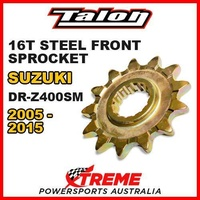 TALON MX FRONT SPROCKET 16T 16 TOOTH For Suzuki DRZ400SM DRZ 400SM 2005-2015 MOTO