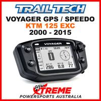 Trail Tech 912-102 KTM 125EXC 125 EXC 2000-2015 Voyager Computer GPS Kit