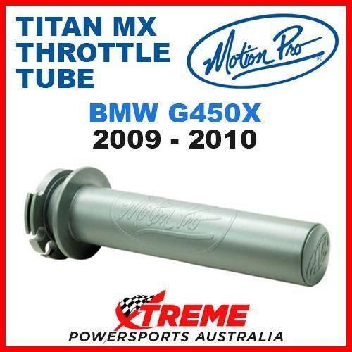 Motion Pro Titan Throttle Tube, BMW G450X G 450 X 2009-2010 08-011171