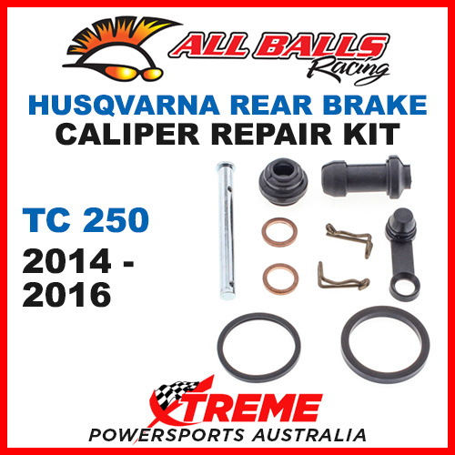 18-3048 Husqvarna TC250 TC 250 2014-2016 Rear Brake Caliper Repair Kit