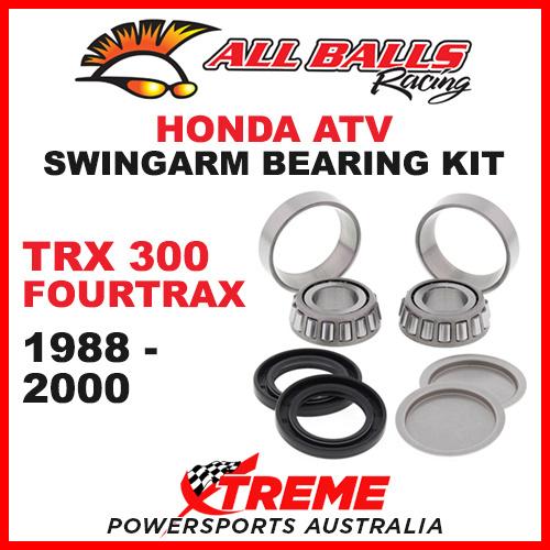 1988-2000 Swingarm Bushings /& Bearings Rebuild Honda TRX 300 Fourtrax