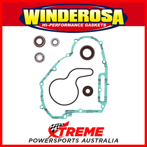 Water Pump Rebuild Kit for Polaris 800 RZR S 2011-2014 Winderosa 821962