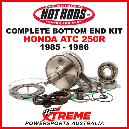 Hot Rods Honda ATC250R ATC 250R 1985-1986 Complete Bottom End Kit CBK0042