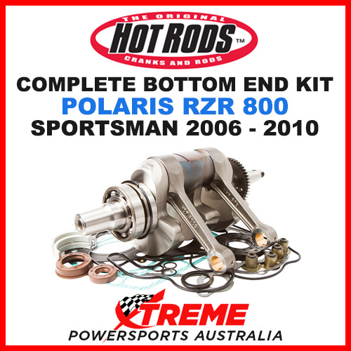 Hot Rods Polaris Sportsman 800 2006-2010 Complete Bottom End Kit CBK0123