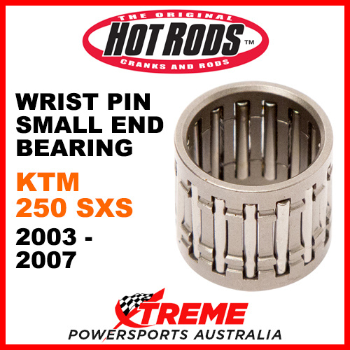 Hot Rods WB117 KTM 250SXS 2003-2007 Wrist Pin Small End Bearing 54430034000